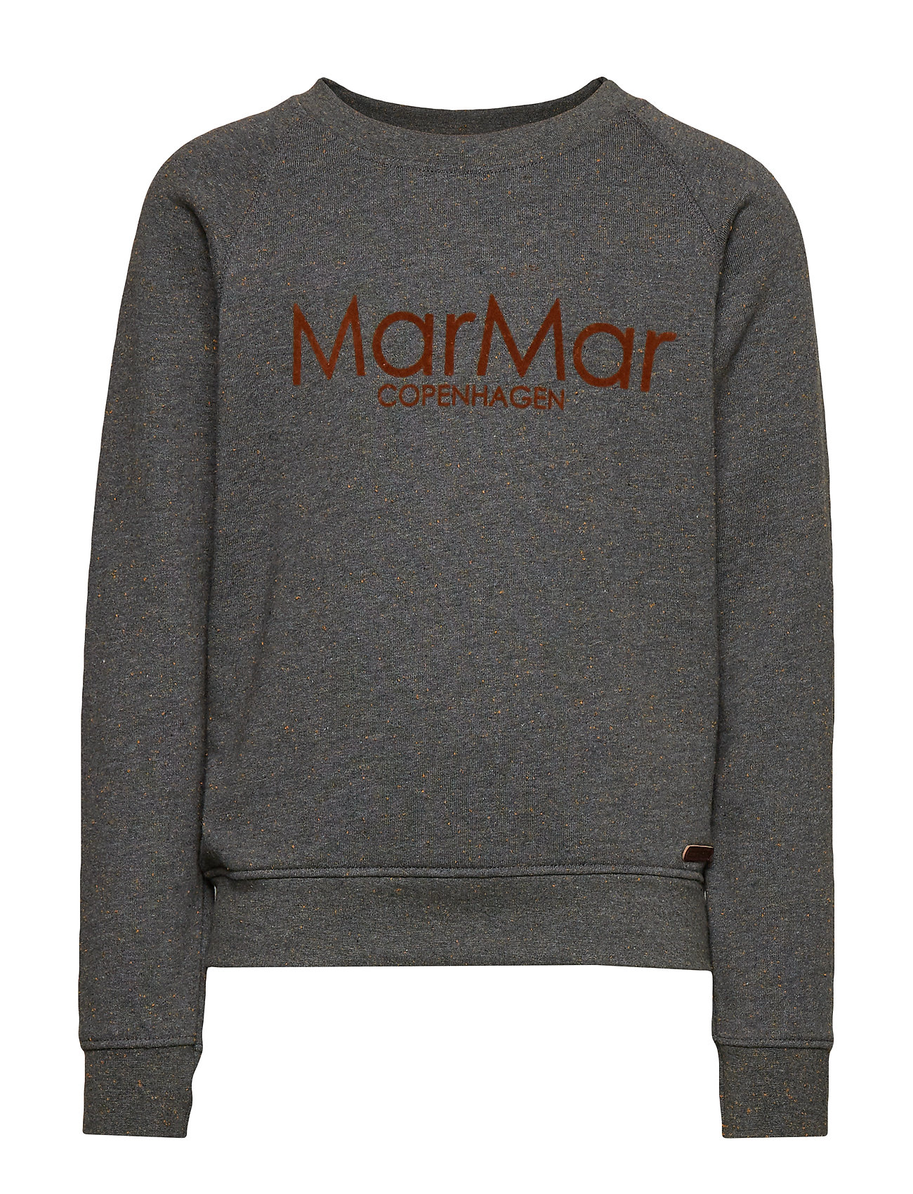 MarMar Cph Thadeus - DARK GREY MELANGE