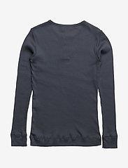 MarMar Cph - Tee LS - long-sleeved t-shirts - blue - 1