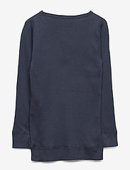 MarMar Cph - Tee LS - long-sleeved t-shirts - blue - 2