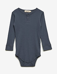 MarMar Cph - Body LS - long-sleeved - blue - 0