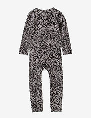 MarMar Cph - Leo Suit - long-sleeved - grey leo - 1