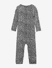 MarMar Cph - Leo Suit - long-sleeved - grey leo - 2
