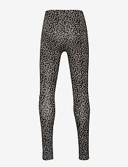 MarMar Cph - Leo leggings - leggings - grey leo - 1