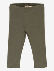 MarMar Cph - Base Leg - leggings - hunter - 0
