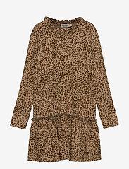 MarMar Cph - Leo Doa - robes - leather leo - 0