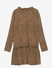 MarMar Cph - Leo Doa - robes - leather leo - 1