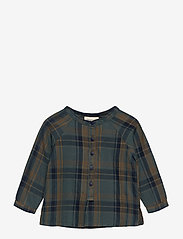 MarMar Cph - Timmy - overhemden - shadow check - 0