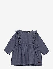 MarMar Cph - Dikte - jurken - denim blue - 0