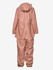 MarMar Cph - Rainwear Set Oceana - ensembles - rose brown dot - 2