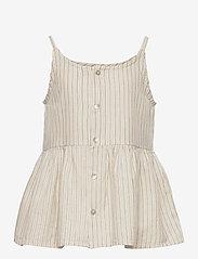 MarMar Cph - Tannia - kjoler - white sage stripes - 0