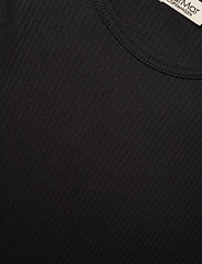 MarMar Cph - Plain Tee LS - long-sleeved t-shirts - black - 2