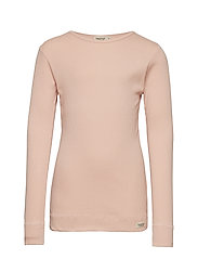 Plain Tee LS - ROSE