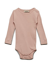 Plain Body LS - ROSE