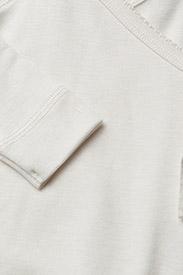 MarMar Cph - Rubetta - langärmelig - gentle white - 2