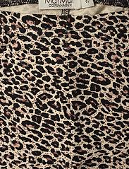 MarMar Cph - Leo leggings - leggings - brown leo - 2