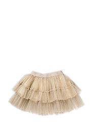 Dancer Tutu Skirt - GOLD