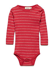 Plain Body LS - RED GOLD
