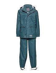 Rainwear Set Kids Boy - SPRUCE GREEN