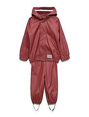 Rainwear Set Baby - WINE