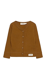 Cardigan LS - LEATHER