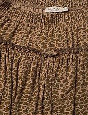 MarMar Cph - Leo Sylvia - spódnice - leather leo - 2