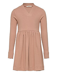 Dress - ROSE BROWN