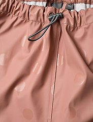 MarMar Cph - Rainwear Set Oceana - ensembles - rose brown dot - 5