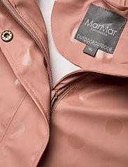 MarMar Cph - Rainwear Set Oceana - ensembles - rose brown dot - 6