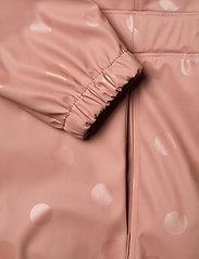 MarMar Cph - Rainwear Set Oceana - ensembles - rose brown dot - 7