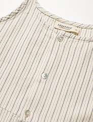 MarMar Cph - Tannia - kjoler - white sage stripes - 2