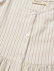 MarMar Cph - Danine - kleider - white sage stripes - 2