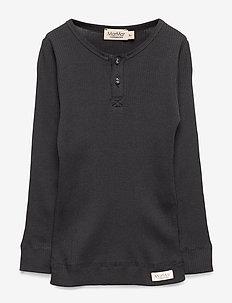 Tee LS - long-sleeved t-shirts - black