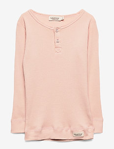 Tee LS - manches longues - rose