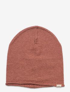 Annie - czapka beanie - rose blush