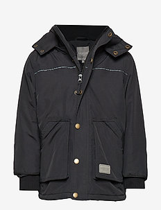 Oskar Jacket - BLACK