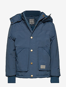Oskar Jacket - jacken - midnight navy