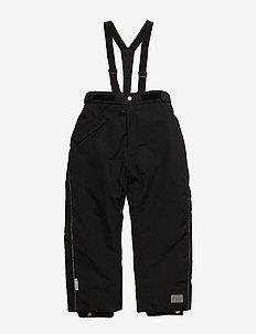 OLAUS - spodnie zimowe - black