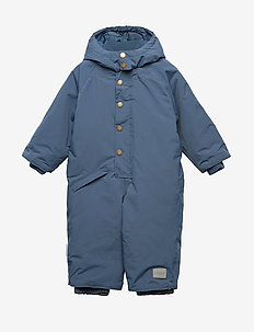 Ollie Wintersuit - snowsuit - midnight navy