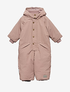 Ollie Wintersuit - schneeanzug - twilight mauve