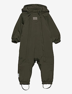 Oriel - snowsuit - hunter