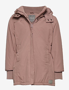 Olga Jacket - daunen- und steppjacken - twillight mauve
