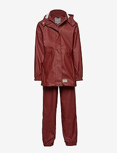 Rainwear Set Kids Girl - WINE