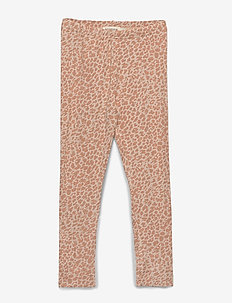 Leo Leg - leggings - rose stone leo