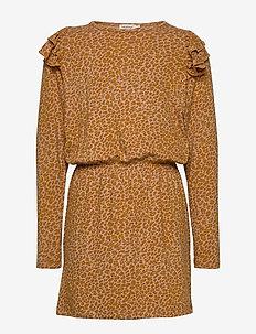 Leo Doillon - sukienki - pumpkin pie leo