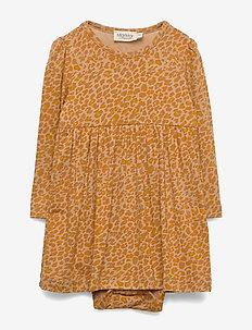 Leo Ramona - sukienki - pumpkin pie leo