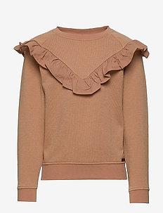 Terra - sweaters - rose stone