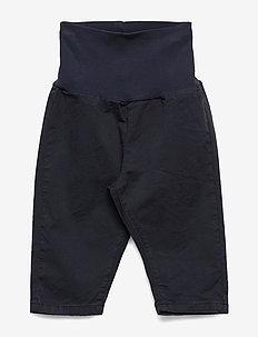 Pam - spodnie - darkest blue