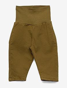 Pam - spodnie - dark olive