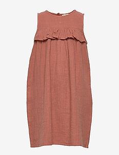 Drine - kjoler - dusty brick