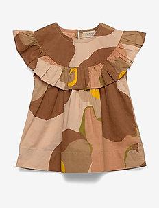 Drine SS - kjoler - girls print